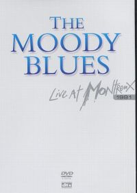 Cover The Moody Blues - Live At Montreux 1991 [DVD]
